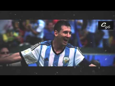 Lionel Messi • Goals,Assist,Skills •  World Cup 2014 •