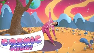 Twilight The Unicorn of Dreams | A Cosmic Kids Yoga adventure!