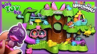 Hatchimals CollEGGtibles Hatchery Nursery Playset Review!   Bin's Toy Bin