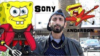 Ο Μπομπ τραγουδάει Sony Anderson(Μην Το Σκεφτείς)