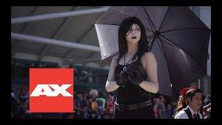 Anime Expo 2017 - Awesome cosplay!!