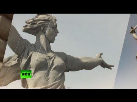 The Motherland Calls: Russia's symbol of victory (RT documentary)