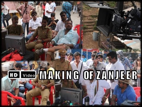 Making Of Zanjeer (2013) | Ram Charan,priyanka Chopra video