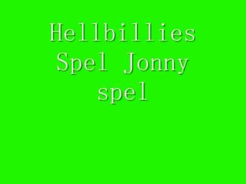 Hellbillies - Spel Jonny Spel