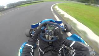 Shifter Kart TM 125 - GOPRO HD