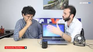 PC Extra Asus N56VM notebook video inceleme