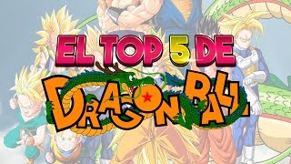 Top 5 Juegos Dragon Ball