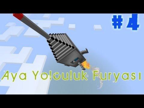 Minecraft  Aya Yolculuk Furyasi ! #4