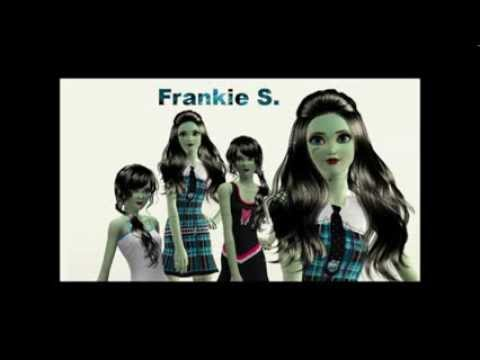 Frankie Stein As A Sim *Monster High*