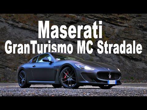 Тест-драйв Maserati GranTurismo MC Stradale - autoEVO