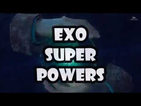 EXO'S SUPERPOWER INTRODUCTION