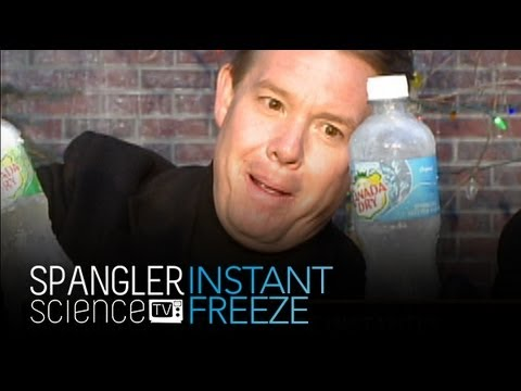 Instant Freeze - Cool Science Experiment