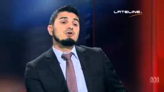 Lateline: ABC host unleashes on Hizb ut-Tahrir!