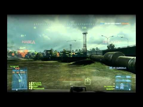 Мультиплеер Battlefield 3. Выпуск 1 [Машинная дуэль]
