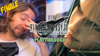 The End...Wrecked Me: Final Fantasy VII Remake (Chpt. 18-2 FINALE)