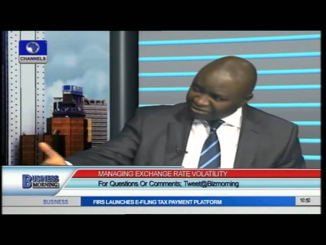 Business Morning: Naira Devaluation Brought Burden On Private Sector Pt.2