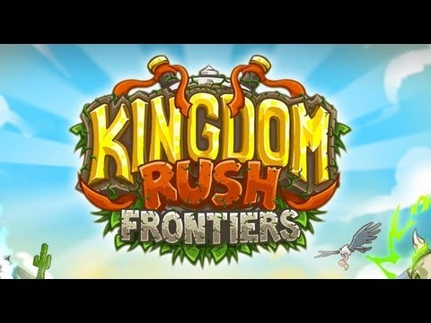 Kingdom Rush Frontiers | Kingdom Rush Frontiers HD iPad App Review - CrazyMikesapps