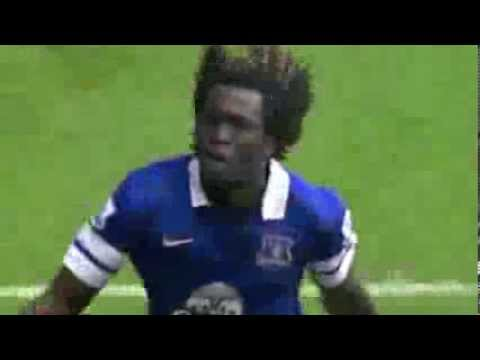 Romelu Lukaku vs Liverpool (Home) 13-14 23.11.2013 - HD