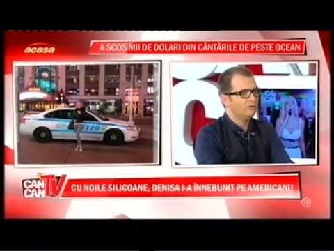 Interviu emisiune Cancan Tv Partea 1