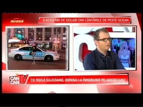 Interviu emisiune Cancan Tv Partea 1