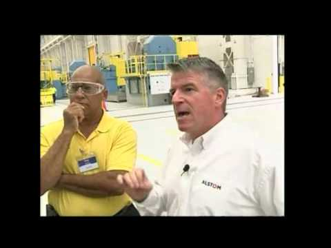 Made in Chattanooga:  Alstom