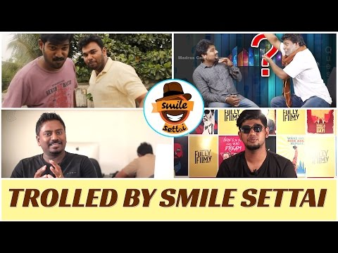 Madras Central, Put Chutney, Temple Monkeys, Fully Filmy | Trolled by Smile Settai thumbnail