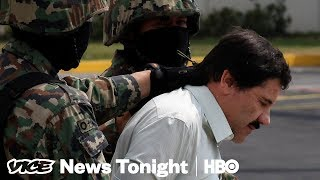 El Chapo's Fate Is In The Hands Of 12 Jurors (HBO)