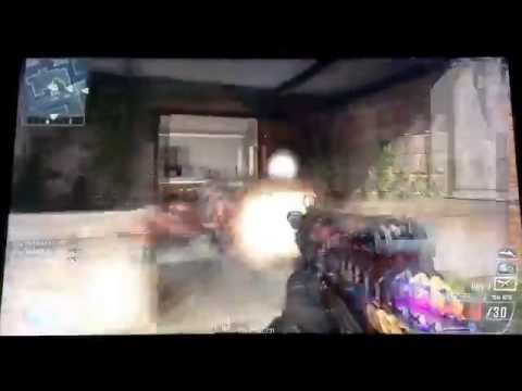 CALL OF DUTY BLACK OPS 2: QUAD FEED #1 ( Call of duty black ops 2 Multiplayer gameplay )