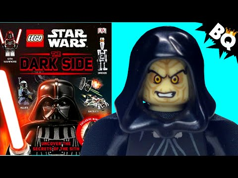 LEGO Star Wars The Dark Side DK Publishing Book Review