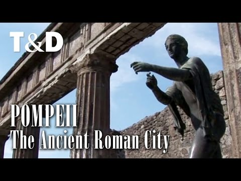 The Ancient Pompeii - Italy - Travel and Discover