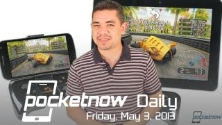 Google Games, BlackBerry R10 Leaked, Motorola X Phone Photos & More - Pocketnow Daily