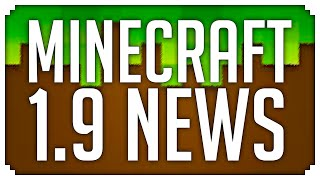 Minecraft 1.9 News: 1.9 RELEASE DATE?, NEW SNAPSHOT, AND MORE!