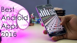 10 Best Android Apps 2016