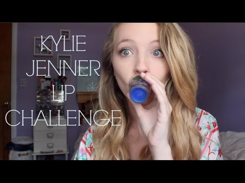 KYLIE JENNER LIP CHALLENGE (Q&A)