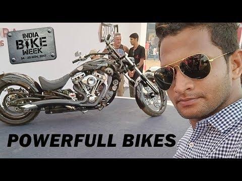 Big Superbikes at IBW Goa 2017