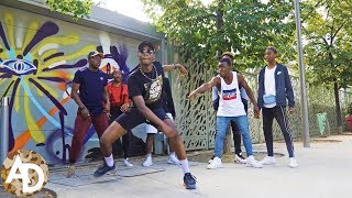 Afro Dance Cypher #5: Yodine Beat - AfrotrapHouse Act 2