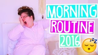 Morning Routine 2016!