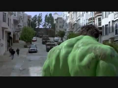 L' Incroyable Hulk 2008 - هولك العجيب. video