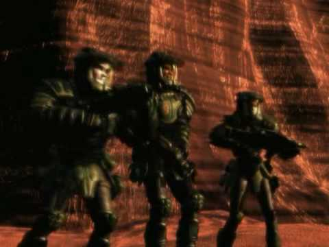 Starship Troopers Chronicles Vol3 Ataque Skinnies parte 6