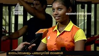 Malayalee Ardhra to participate in World Arm wrestling championship