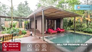 Biệt Thự HiilTop Premium Villa Flamingo Đại Lải