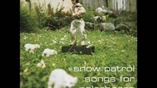 Watch Snow Patrol NYC video