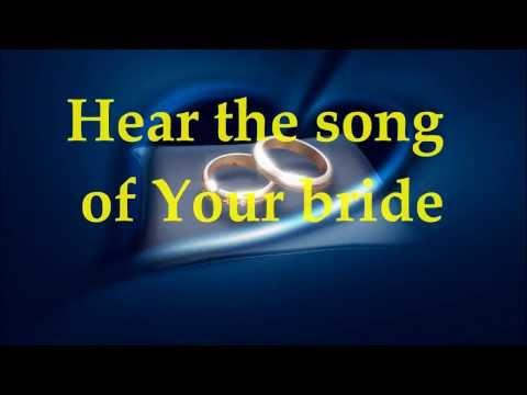 Paul Wilbur - Song Of The Beautiful Bride - Lyrics - Your Great Name Album 2013