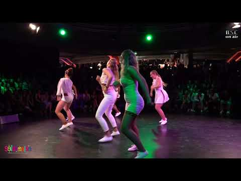 Mistura Movement Ladies (The Hague)  - Sensual Shows (BERLIN SALSA CONGRESS 2018)
