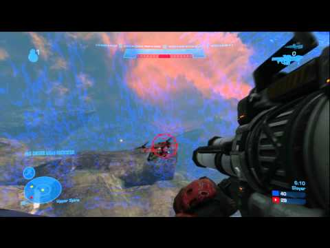 Funny Halo Reach Fails and Laughs 4! -HD