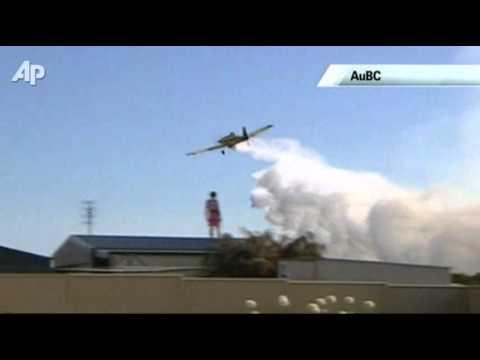 Heat Wave, Fires Bake and Burn Australia