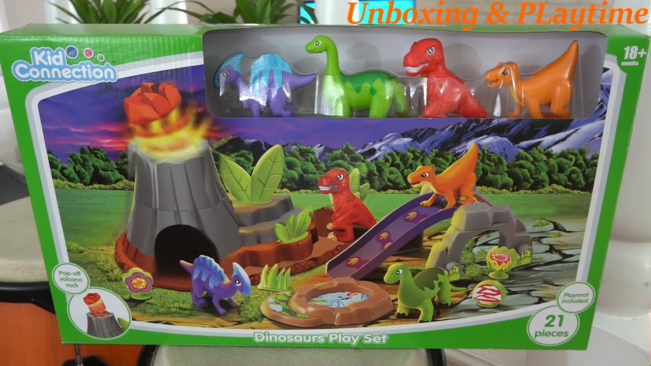 Dinosaur Toy Sets Dinosaur Toys Kid Connection