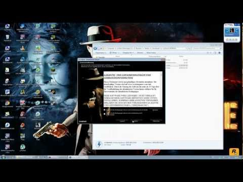 How to download and install L.A. Noire Skidrow german/deutsch