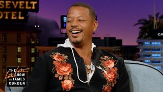 Terrence Howard Is Ready to Hang Out with Terrence Howard