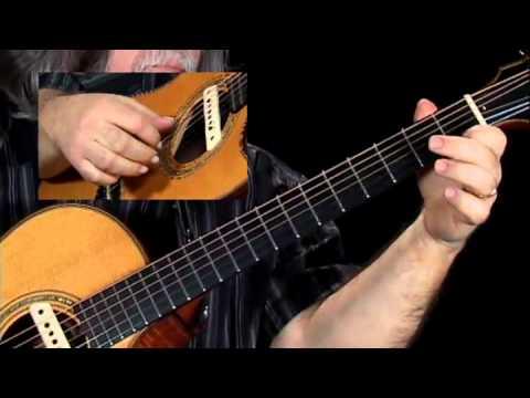 Post-Modern Fingerstyle Blues - Little Princess Performance - Guitar Lesson - Tim Sparks